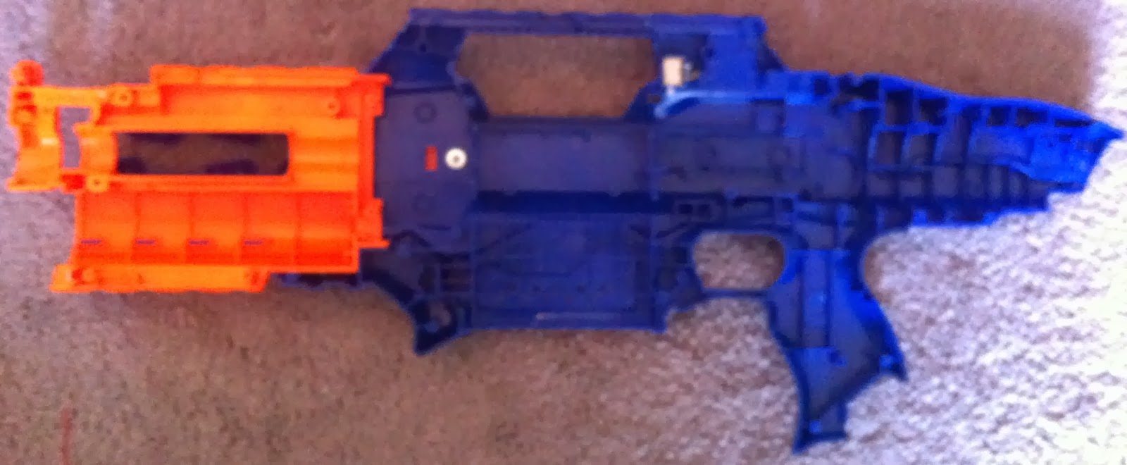 The Dart Zone  Standard Rapidstrike  An Illustrated Guide