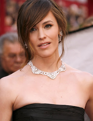 Jennifer Garner Wallpaper in Black
