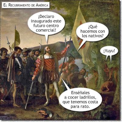 El Recubrimiento de América