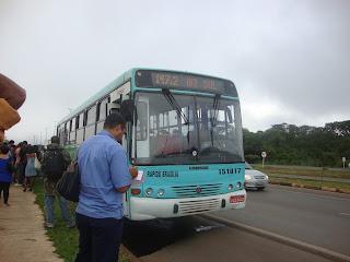 Transporte Público em São Sebastião