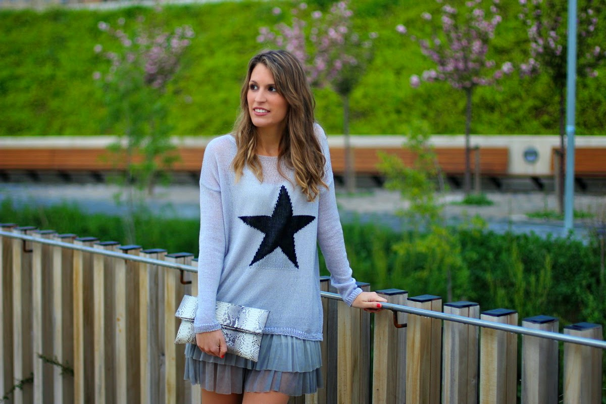 vestido de tul
