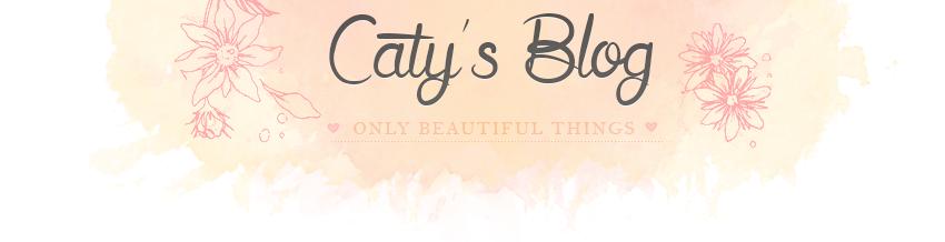 • Caty's Blog •