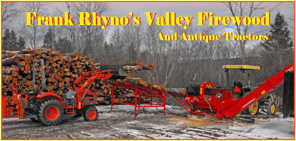 Frank Rhyno's Valley Firewood