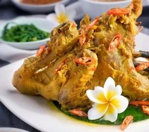 Cara Membuat Ayam Betutu Bali