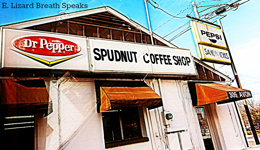 Spudnut Coffee Shop, Charlottesville, Virginia