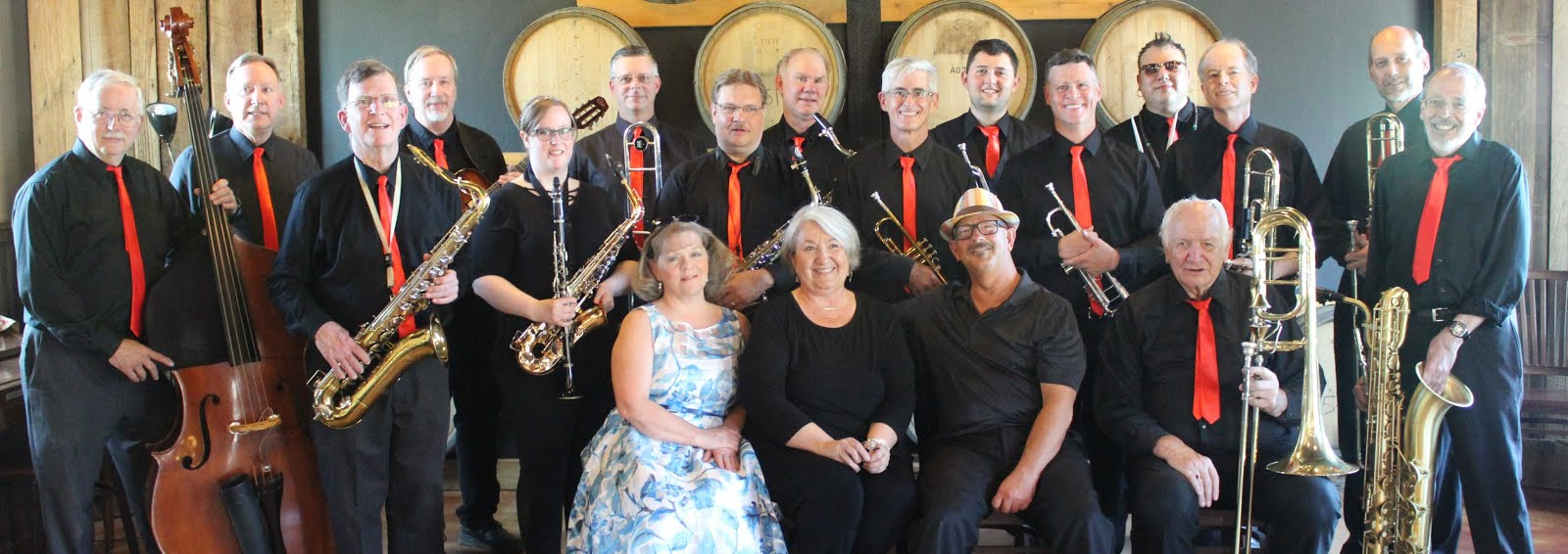 New Horizons Big Band (Oregon)