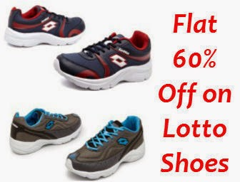 Fashionara: Buy Lotto Men's Sports Shoes at flat 65% off