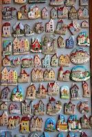 Un souvenir classique d'Estonie, les aimants