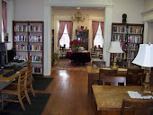 Mount Holly Library interior