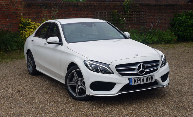rising star mercedes c220 bluetec review
