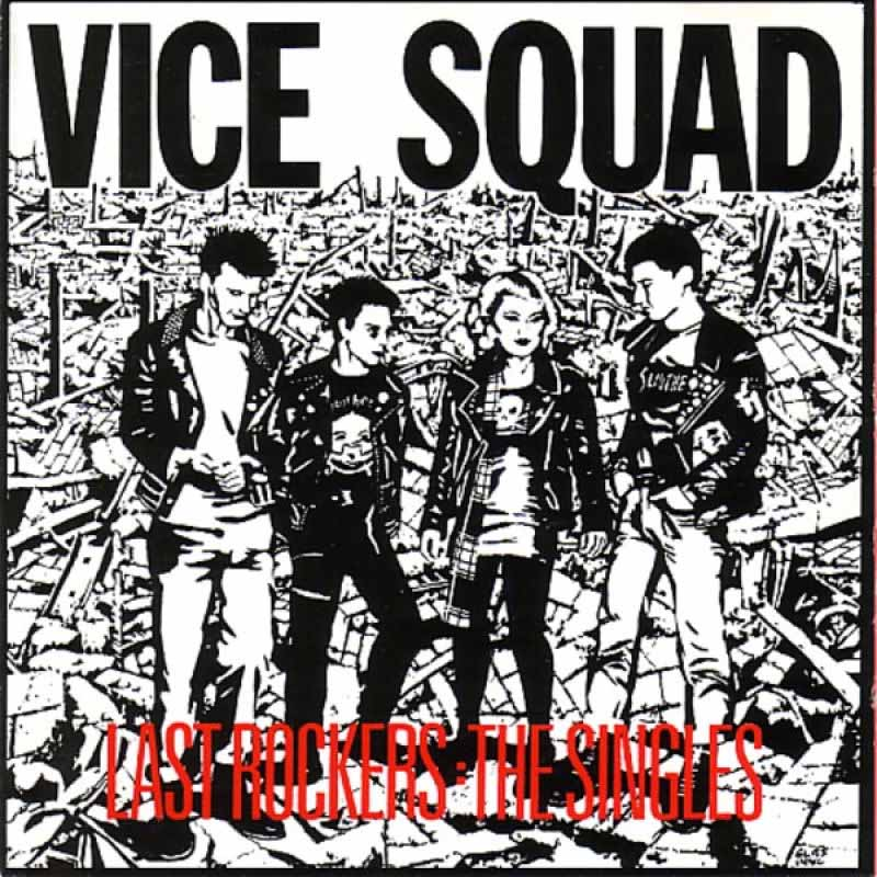 Vice Squad Stand Strong EP