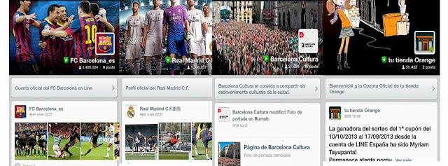 marketing para app line
