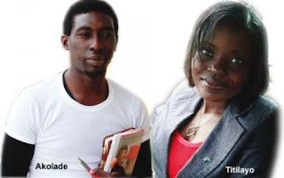 Akolade said he struggled for knife with wife –Witness