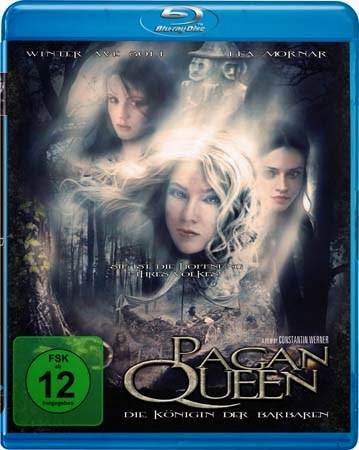 The Pagan Queen (2009) BluRay 720p 650MB