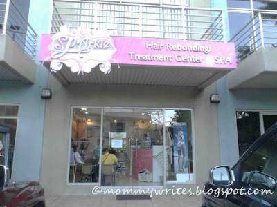 Blogapalooza Freebie Review: A Visit to Sparkle Spa