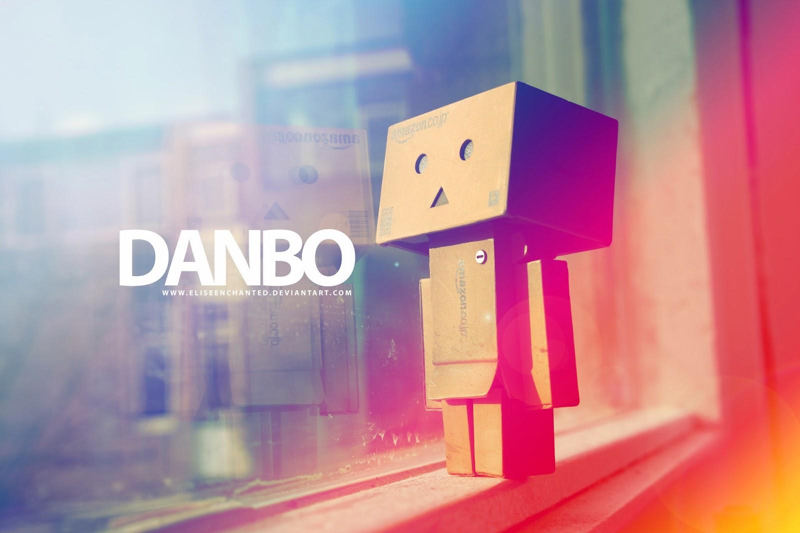 Danbo Wallpapers – Cute, Adorable & Lovely Danbo Art