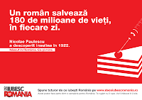 Why I Love Romania?  De Ce Iubesc Romania? Nicolae Paulescu poster romana