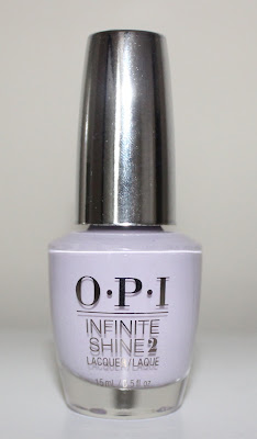 OPI Infinite Shine in Lavendurable