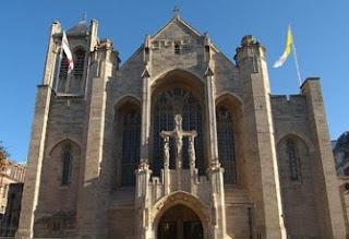 Exterior de la Catedral de Leeds