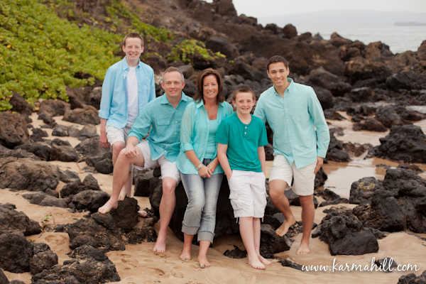 family portrait outfit ideas aqua clothing