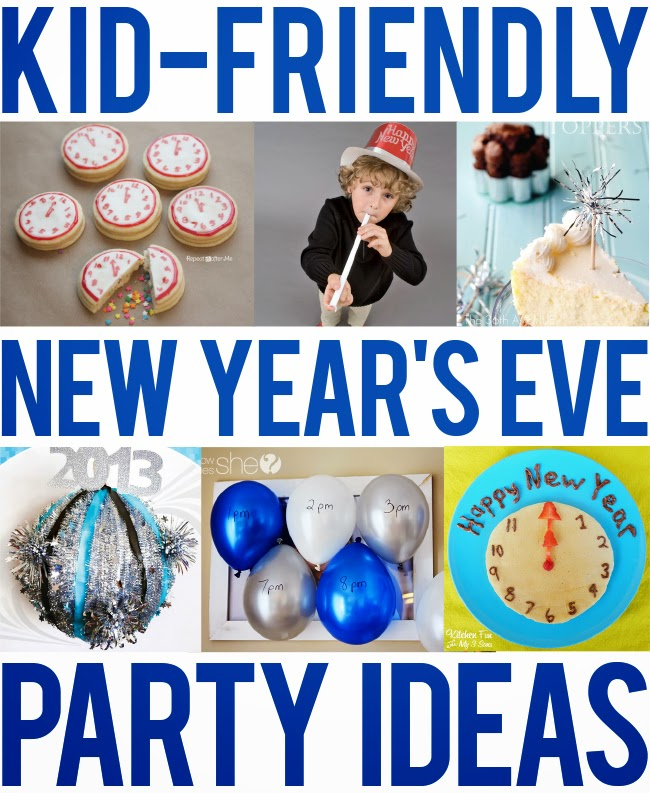New Years Ideas: 150+ New Year's Eve Party Ideas