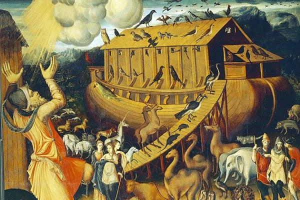 Resultado de imagen de El Diluvio está en muchas culturas