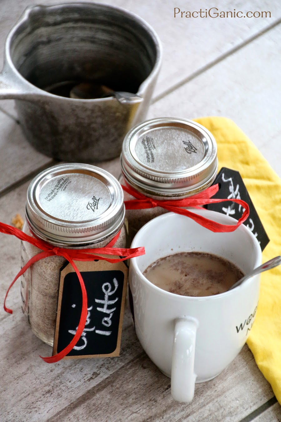 Chai Tea Latte Mix - 4 Ways!
