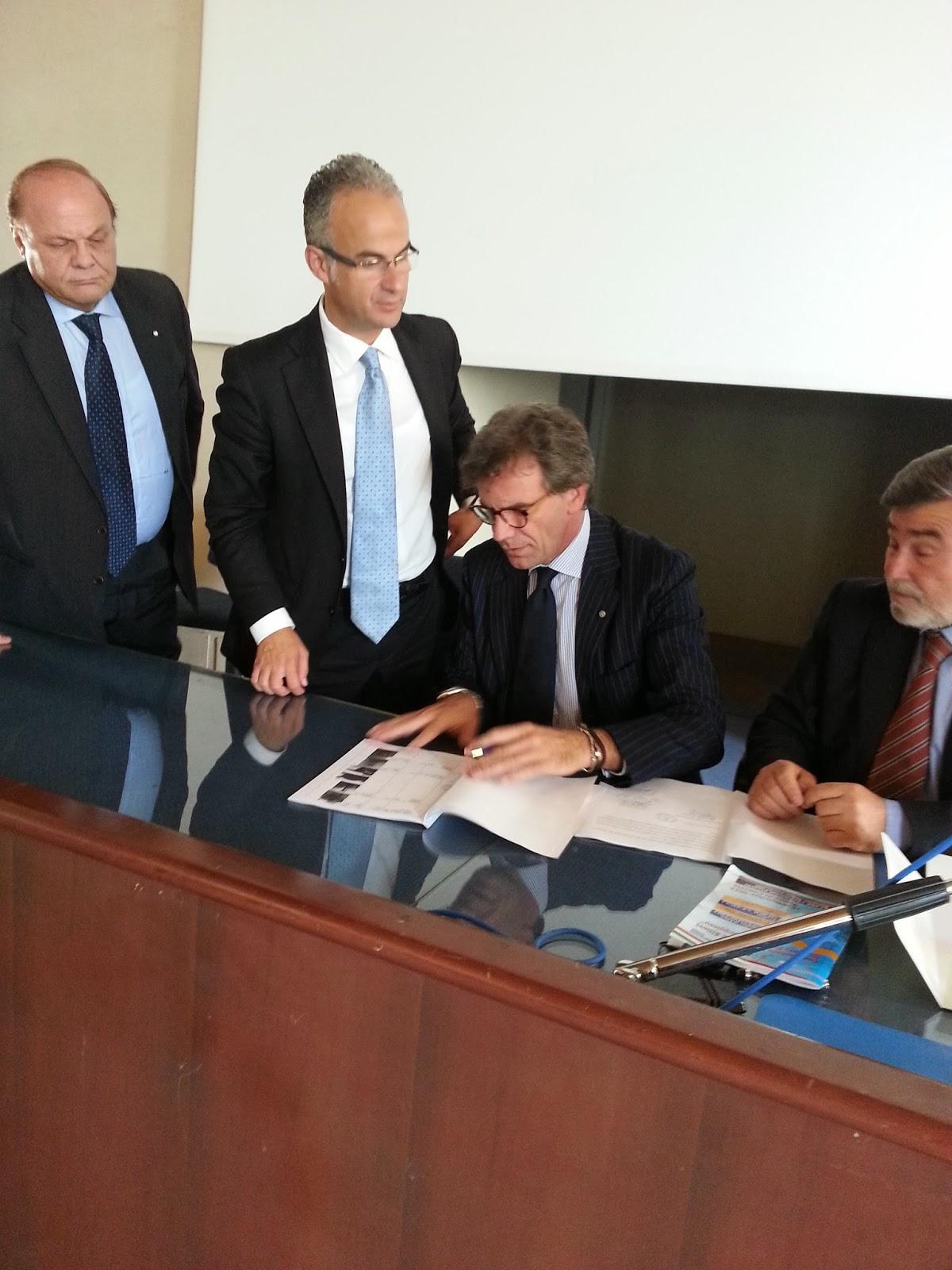 """Intesa Comune di Caserta e Consorzio """"San Leucio Silk"""""""