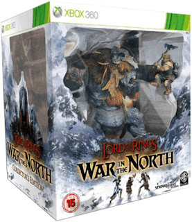 Lord of the Rings War in the North Collectors Edition Xbox 360