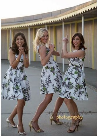 ck bradley bridesmaids dresses