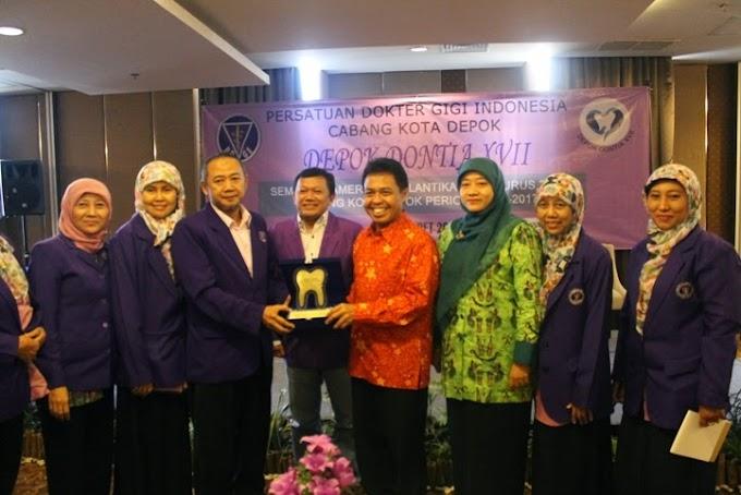 PDGI Depok Gelar Seminar dan Pameran