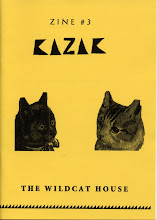 #3「THE WILDCAT HOUSE」在庫僅少