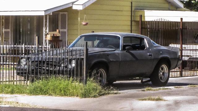 1978-81 Chevrolet Camaro
