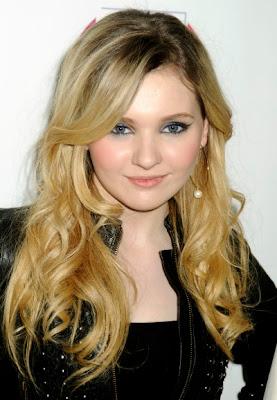 Abigail Breslin hairstyles