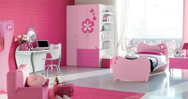 beautiful pink room design for a princess from doimo