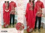 Baju Muslim Gamis Couple GC1428 HABIS