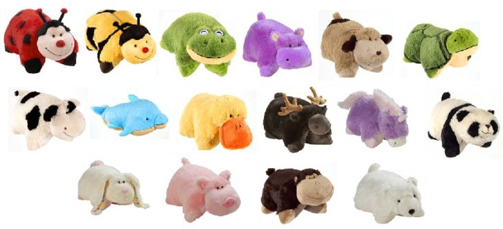 Nanny to Mommy: It s a Pillow, It s a Pet, It s Pillow Pets!