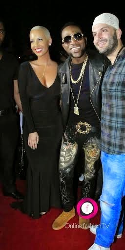 amber rose dating dbanj Eja nla dbanj & amber rose playing sweet love we all know amber rose was in lagos for dbanj's 10th secret camera caught married woman sleeping with boyfriend.