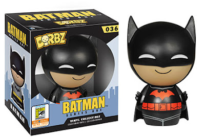 "San Diego Comic-Con 2015 Exclusive DC Comics ""Thrillkiller"" Batman Dorbz Vinyl Figure"
