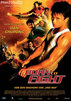 Born to Fight 2004 poster