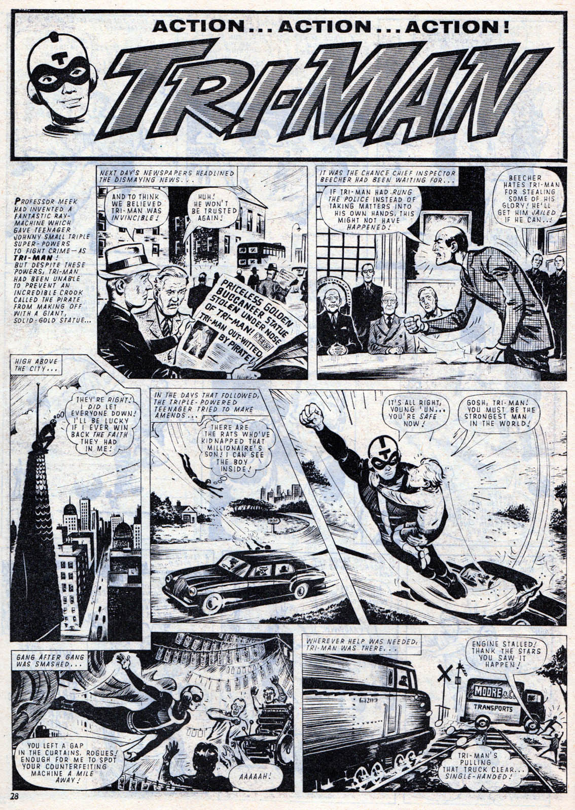 BLIMEY! The Blog of British Comics: The Christmas SMASH! (1969)