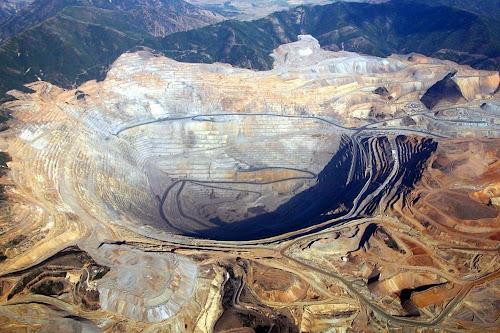 mina de cobre Kennecott