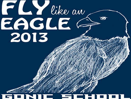 Fly Like An Eagle - 5K (Gonic, NH)