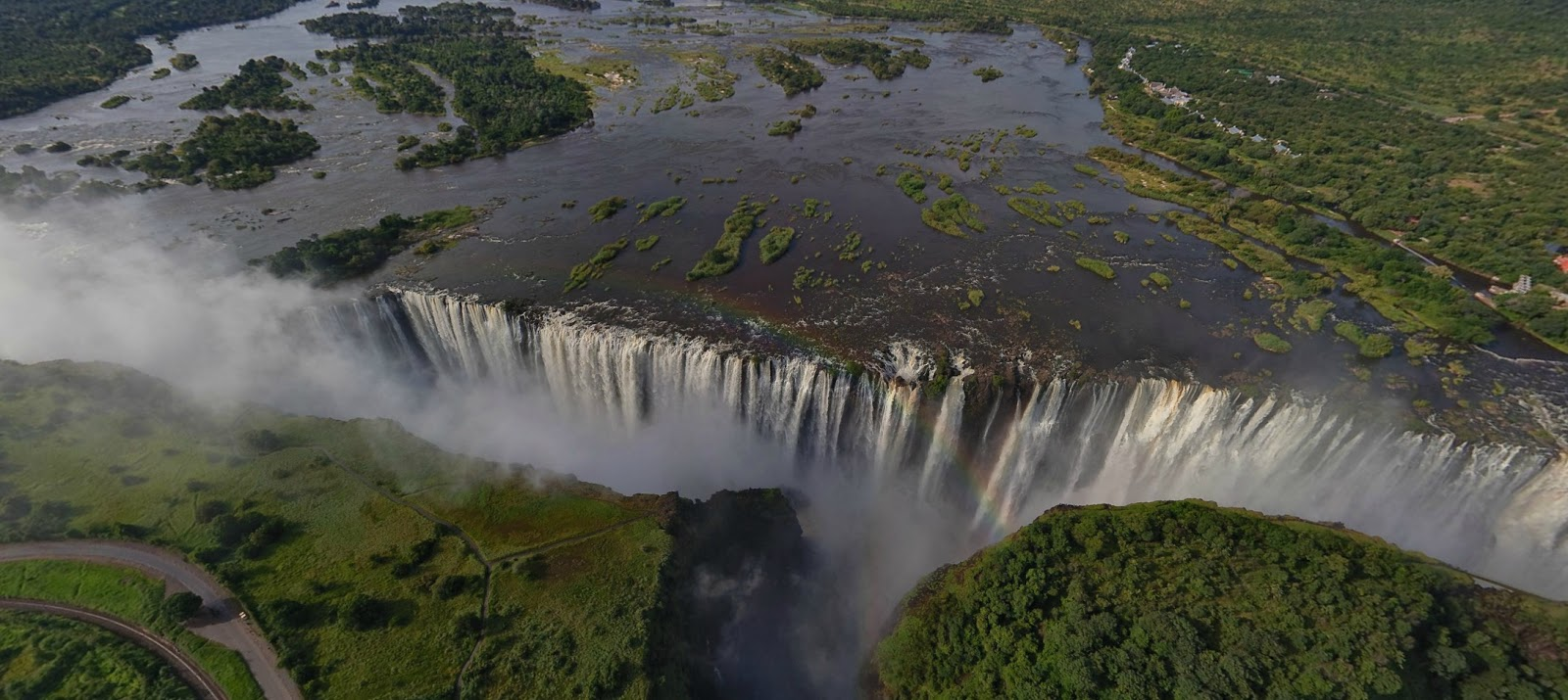 The Cheap Adventurer 10 Most Amazing Waterfalls On Earth