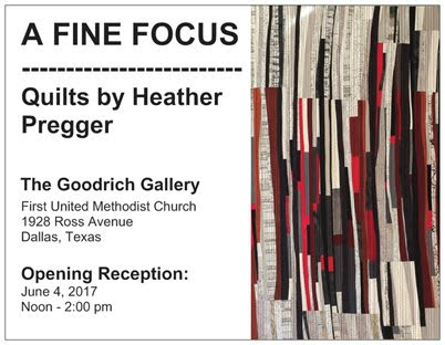 MY SOLO SHOW OPENS JUNE 4!