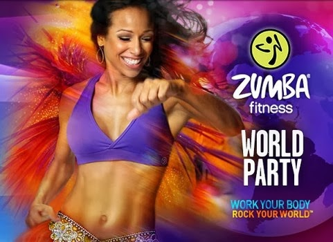 Zumba Fitness World Party now has a free playable demo on Xbox One