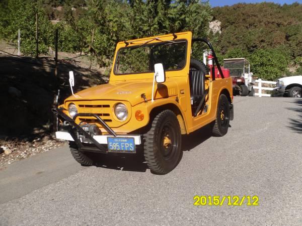 1970 Suzuki LJ10 4x4
