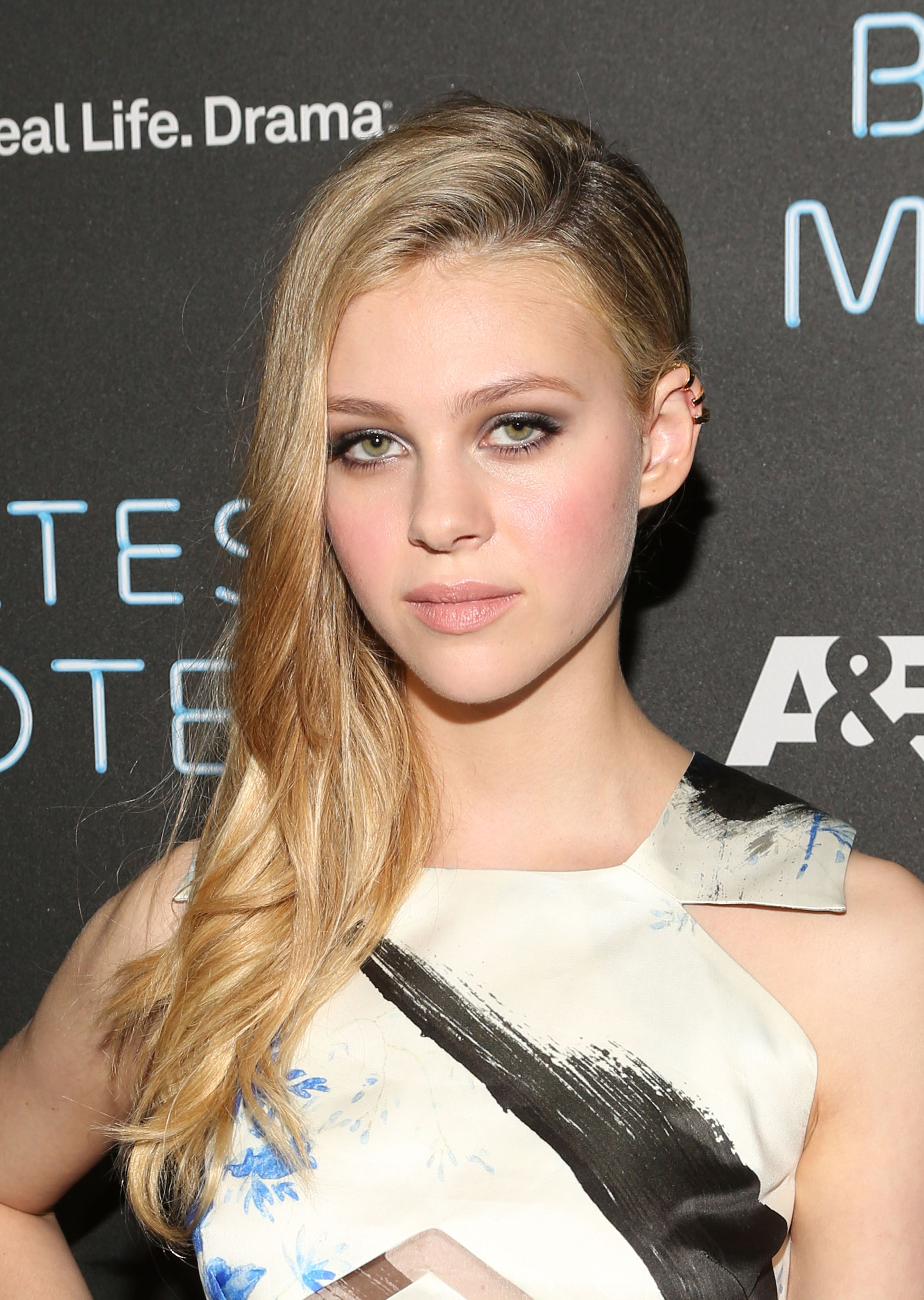 NICOLA PELTZ at Daily Front Rows Fashion Los Angeles