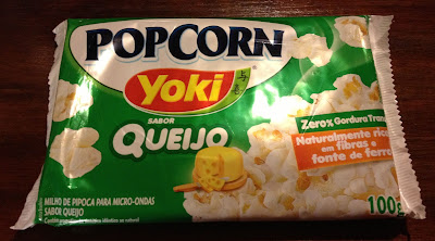 yoki cheese popcorn