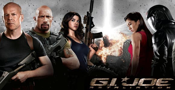 G.I. Joe: Retaliation (2013) Official Trailer